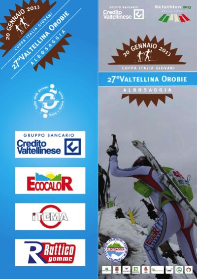 Polisportiva albosaggia valtellina orobie webcam